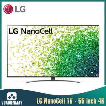 Smart Tivi NanoCell LG 4K 55 inch