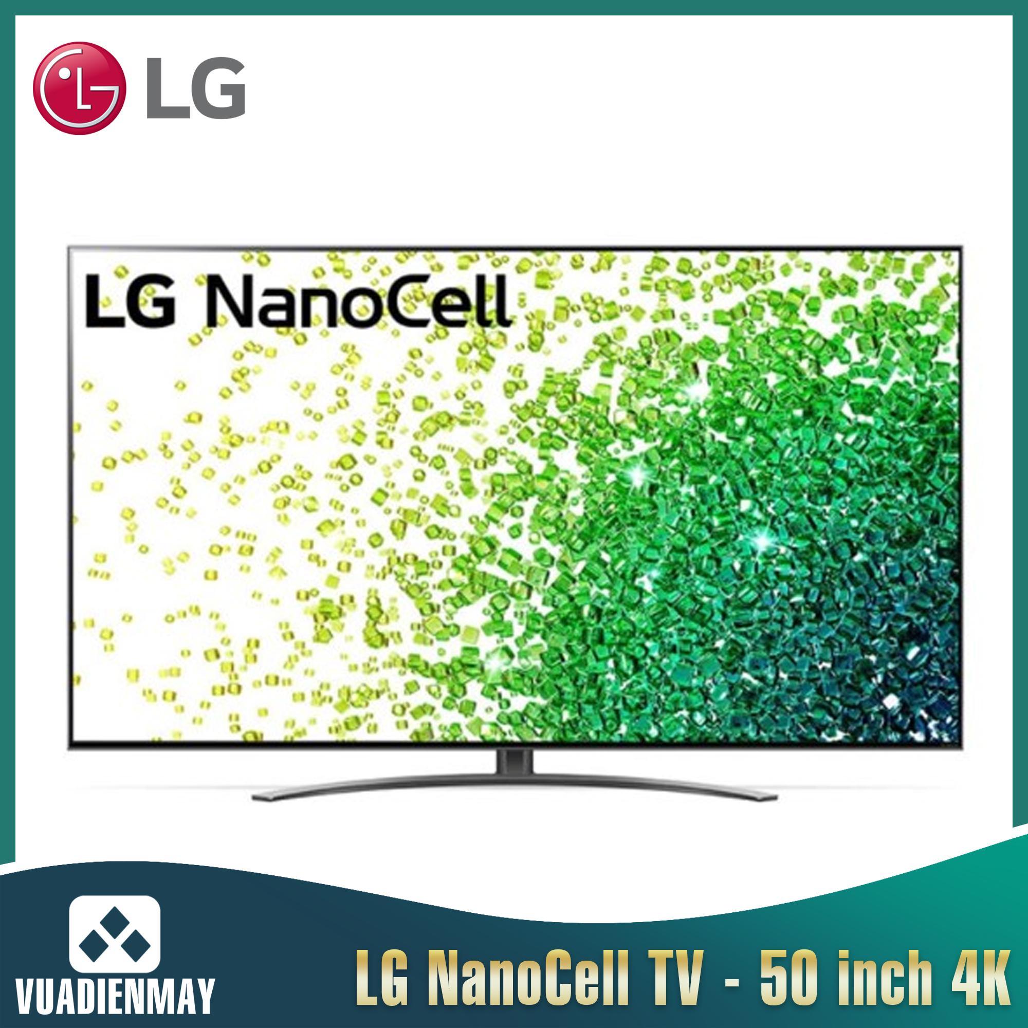 Smart Tivi NanoCell LG 4K 50 inch