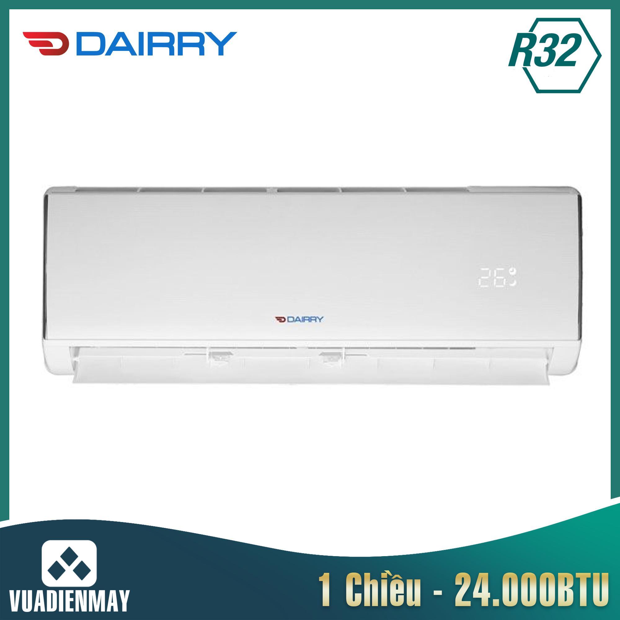 DR24-SKC, Điều hòa Dairry 24000BTU 1 chiều