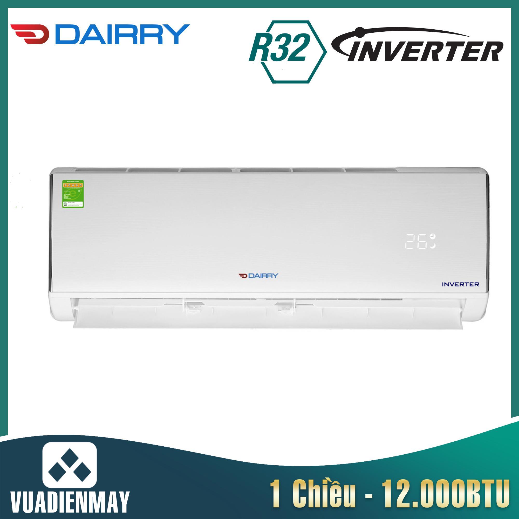 i-DR12KC, Điều hòa Dairry 12000BTU 1 chiều inverter