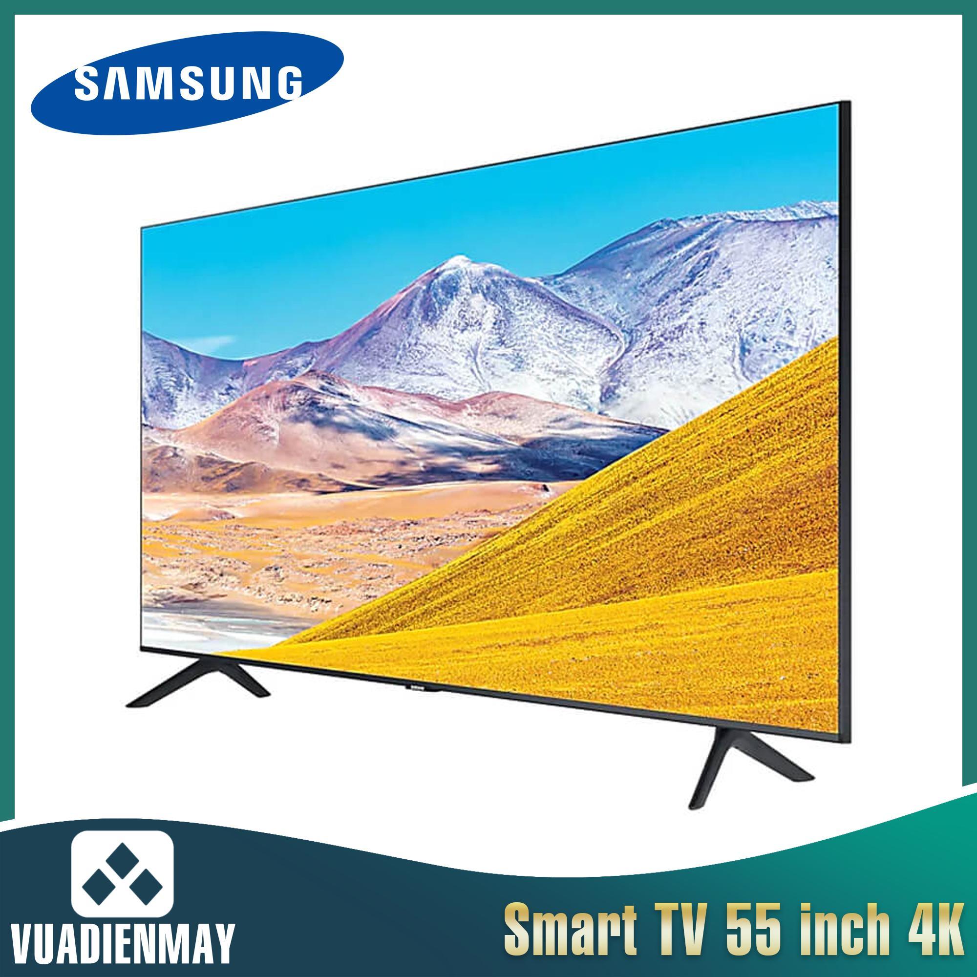 Tivi Smart Tivi 4K Samsung 55 inch