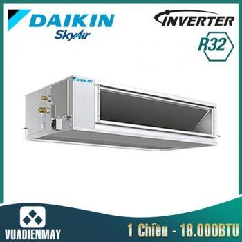 Điều hòa âm trần nối ống gió Daikin 18.000BTU 1 chiều inverter