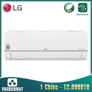 Điều hòa LG 12000BTU 1 chiều Inverter (2021)