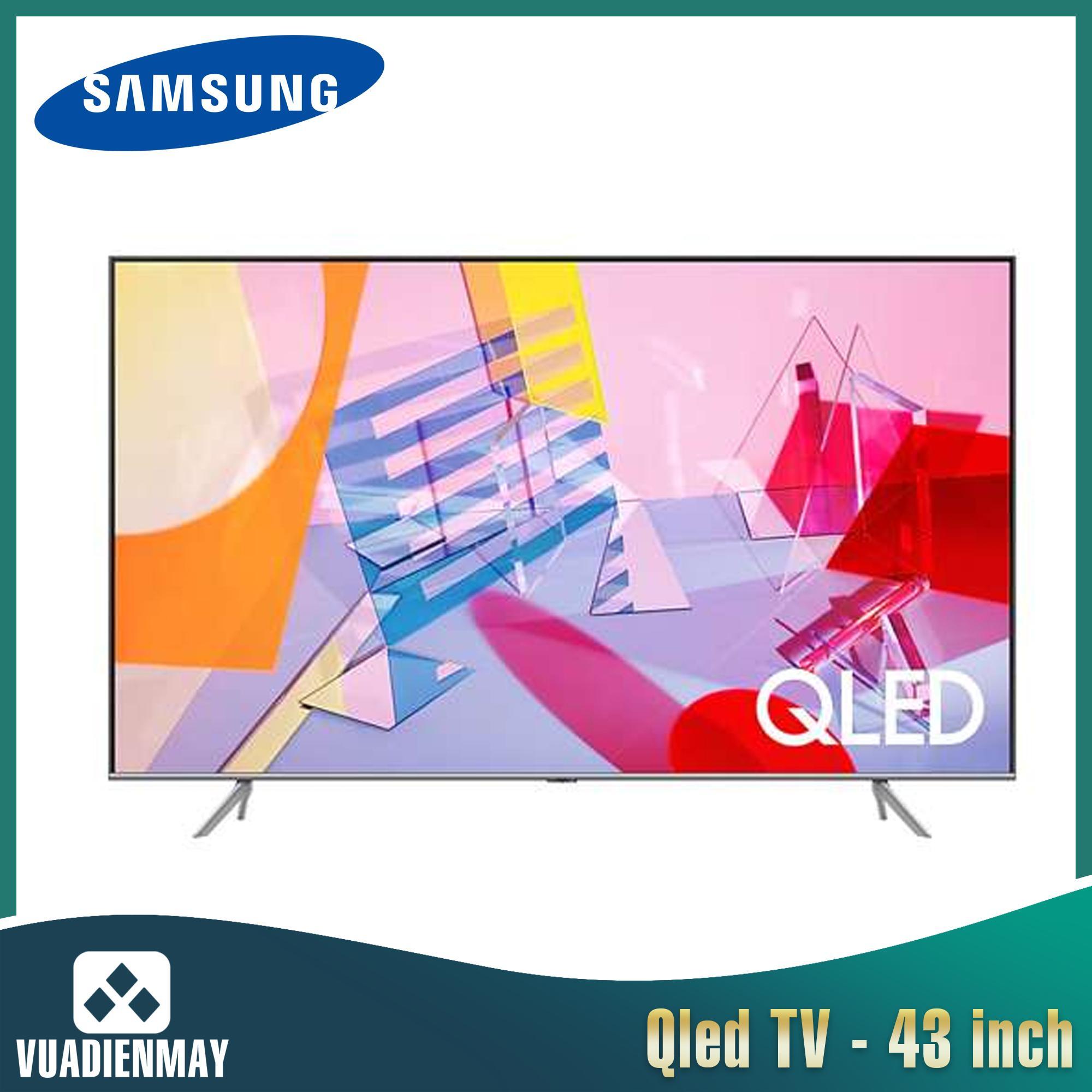 Smart Tivi 4K QLED Samsung 43 inch