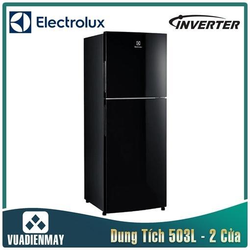 Tủ lạnh Electrolux Inverter 503 lít màu đen