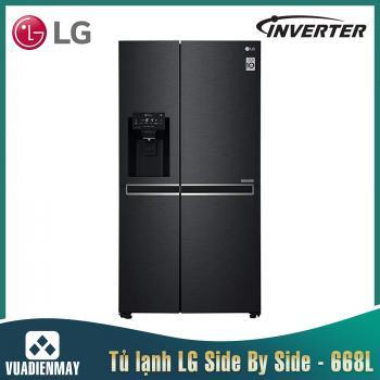 Tủ lạnh LG 668 Lít Side By Side Inverter