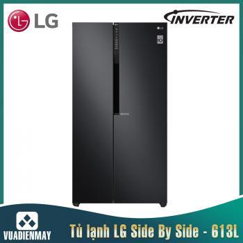 Tủ lạnh LG 613 Lít Side By Side Inverter