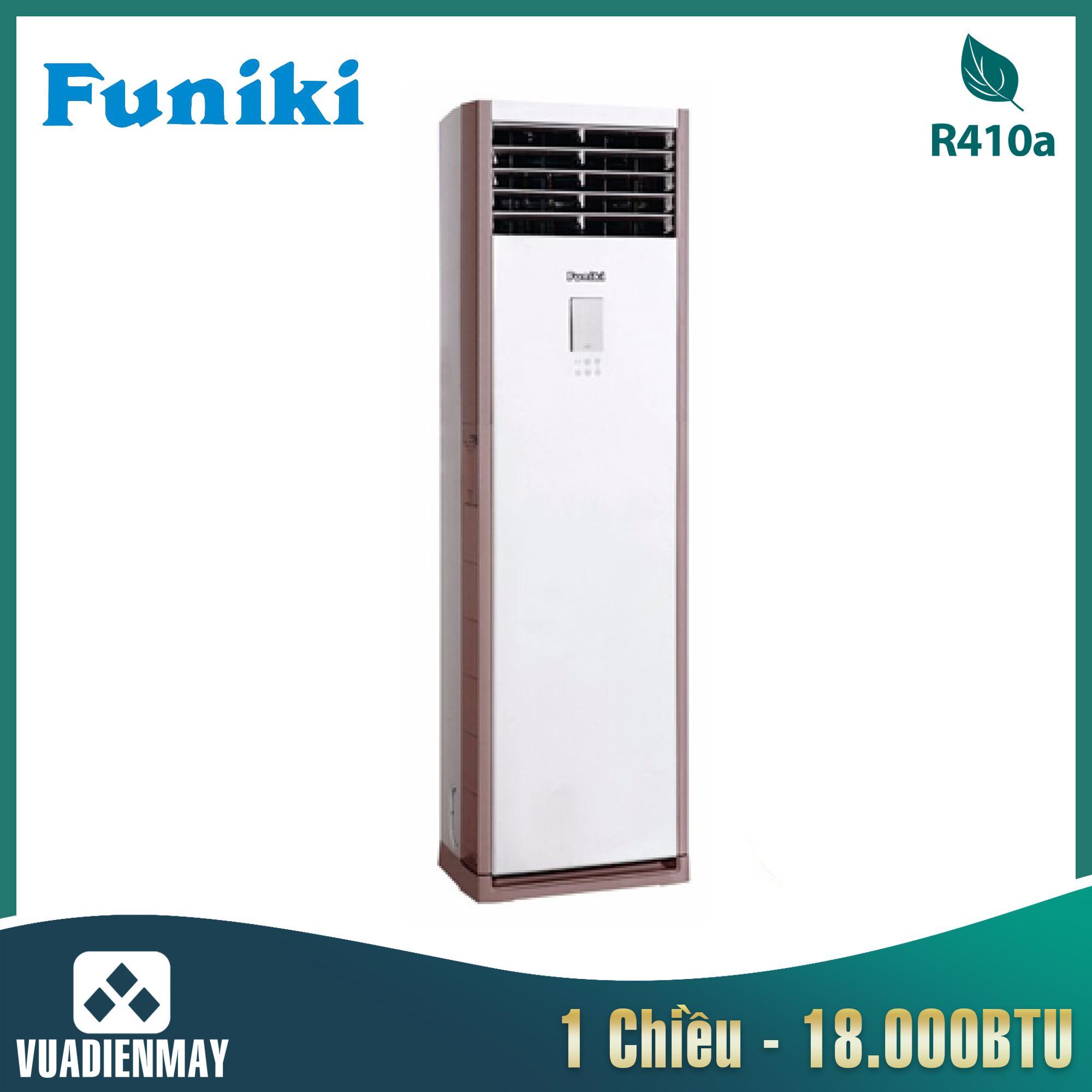 Điều hòa tủ đứng Funiki 18000BTU 1 chiều