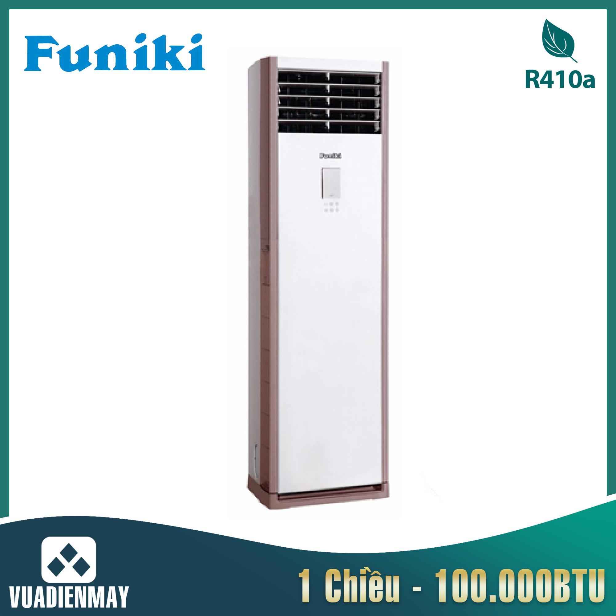 Điều hòa tủ đứng Funiki 100000BTU 1 chiều
