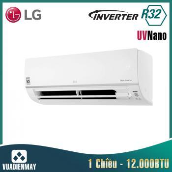 Điều hòa LG 12000BTU 1 chiều Inverter UV Nano