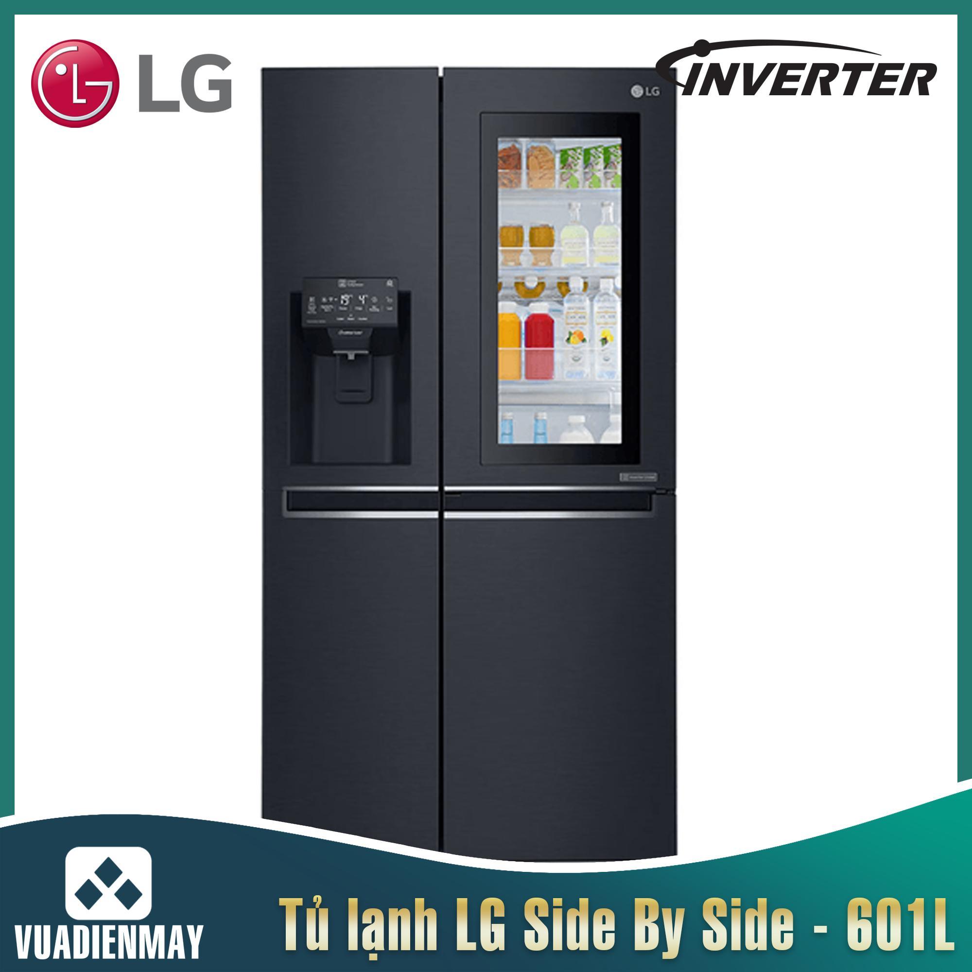 Tủ lạnh LG 601 lít inverter