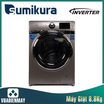 Máy giặt Sumikura  8.8kg lồng ngang