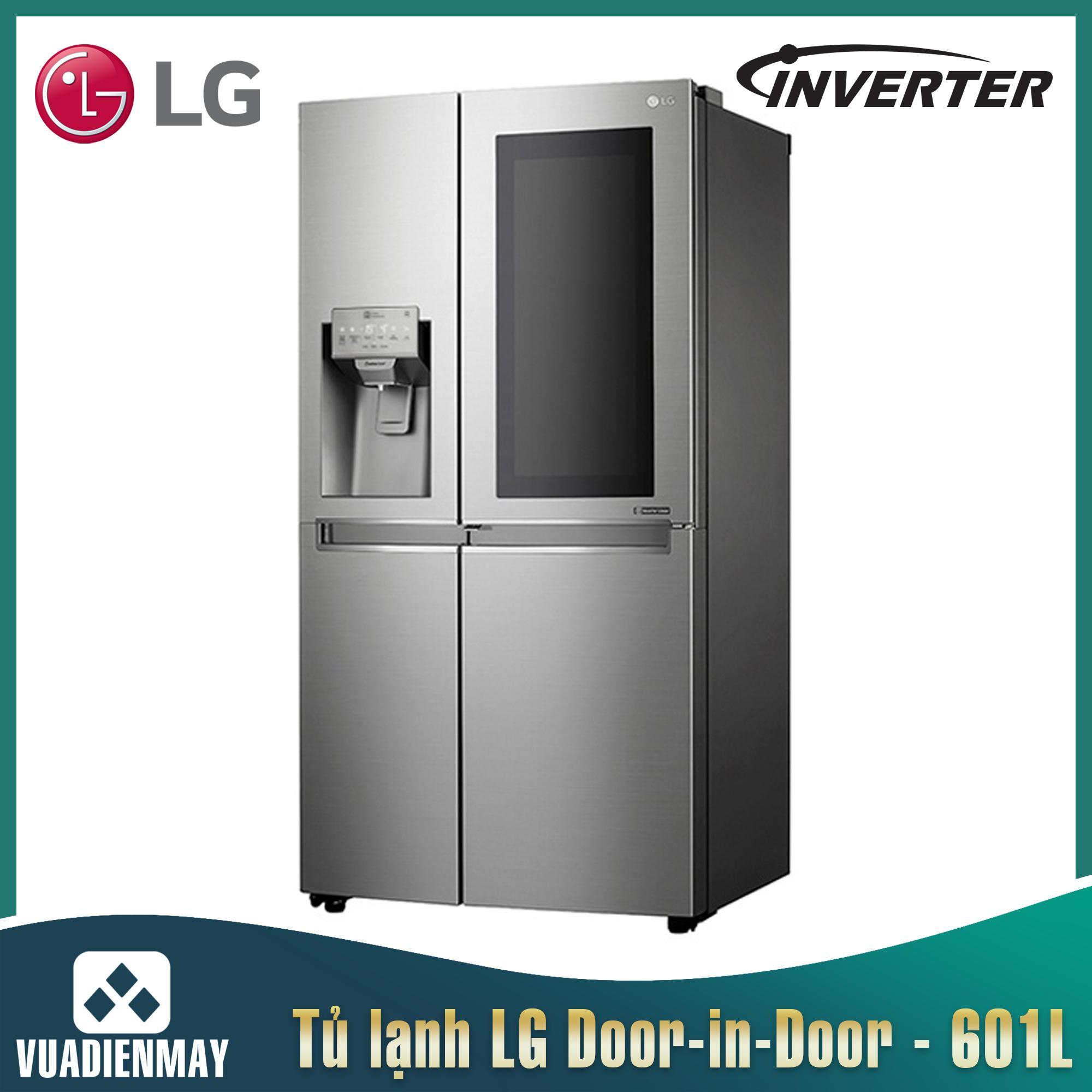 Tủ lạnh LG Door-in-Door Inverter 601 lít