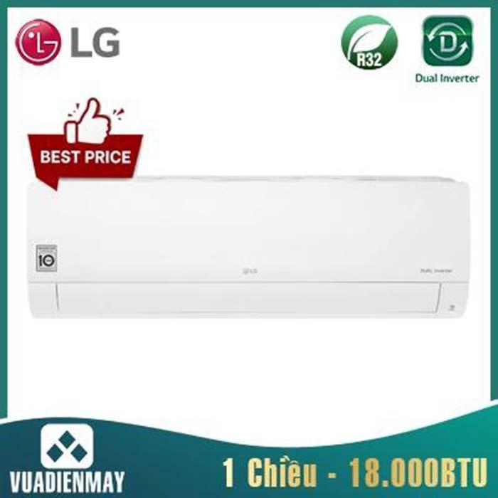 V18ENF1, Điều hòa LG 18000BTU 1 chiều Inverter (2021)