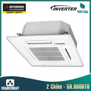 Điều hòa âm trần Mitsubishi Heavy 50000BTU 2 chiều Inverter