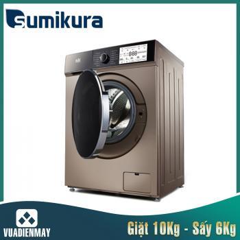Máy giặt sấy Sumikura 10/6kg