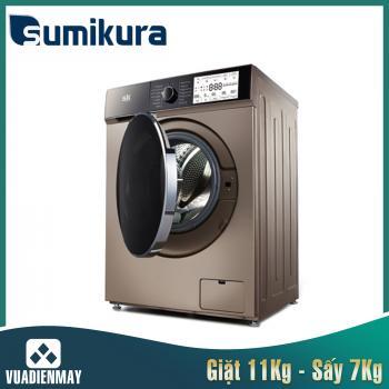 Máy giặt sấy Sumikura  11/7kg