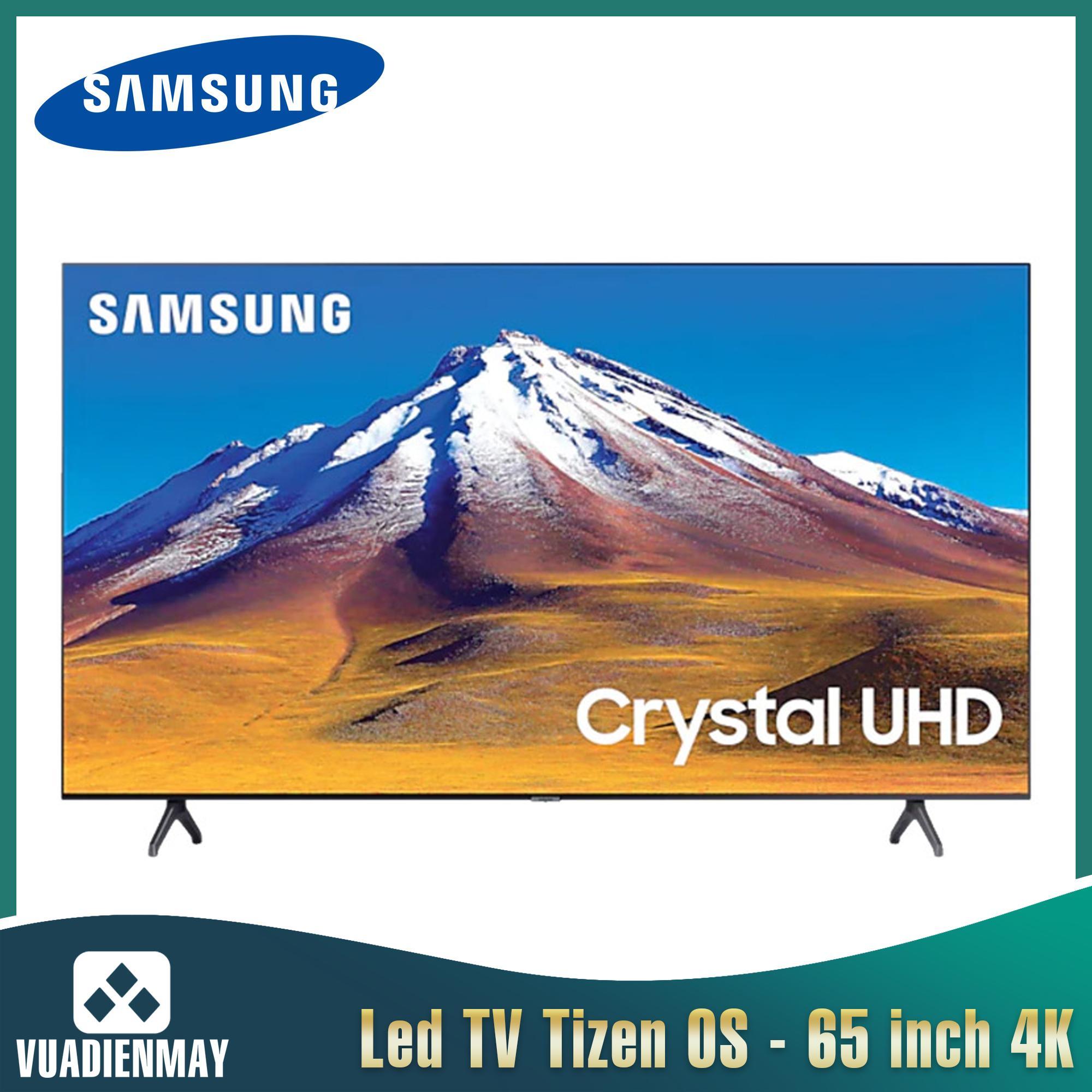Tivi Samsung Tizen OS 4K Ultra HD 65 Inch