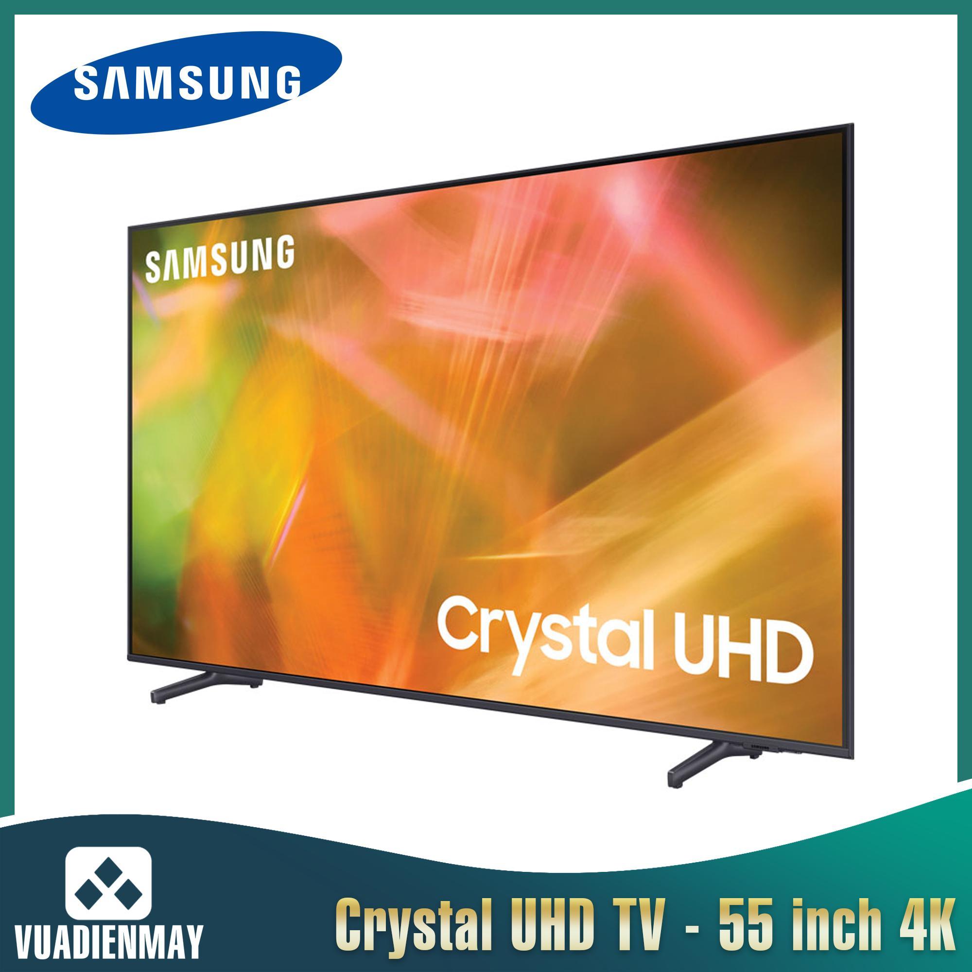 Tivi Samsung Crystal UHD 4K 55 inch