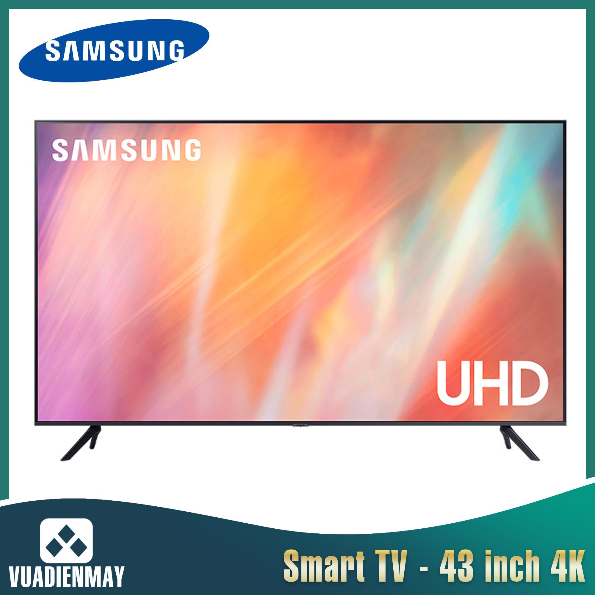 Tivi Samsung Smart UHD 4K 43 inch