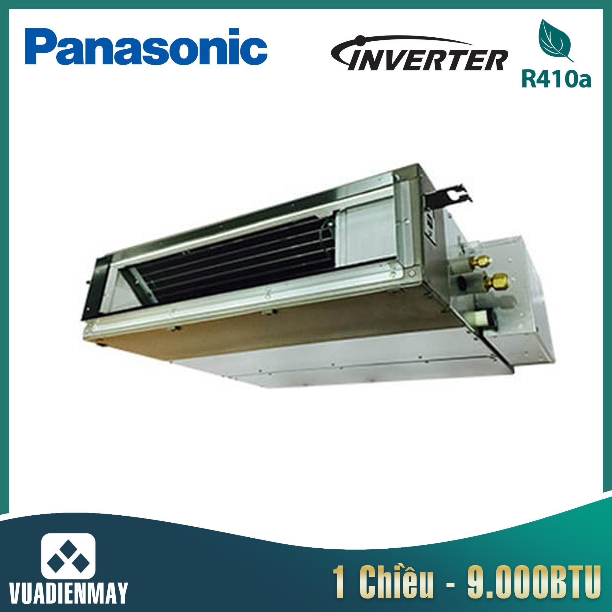 Điều hòa multi Panasonic âm trần nối ống gió 9.000BTU 1 chiều