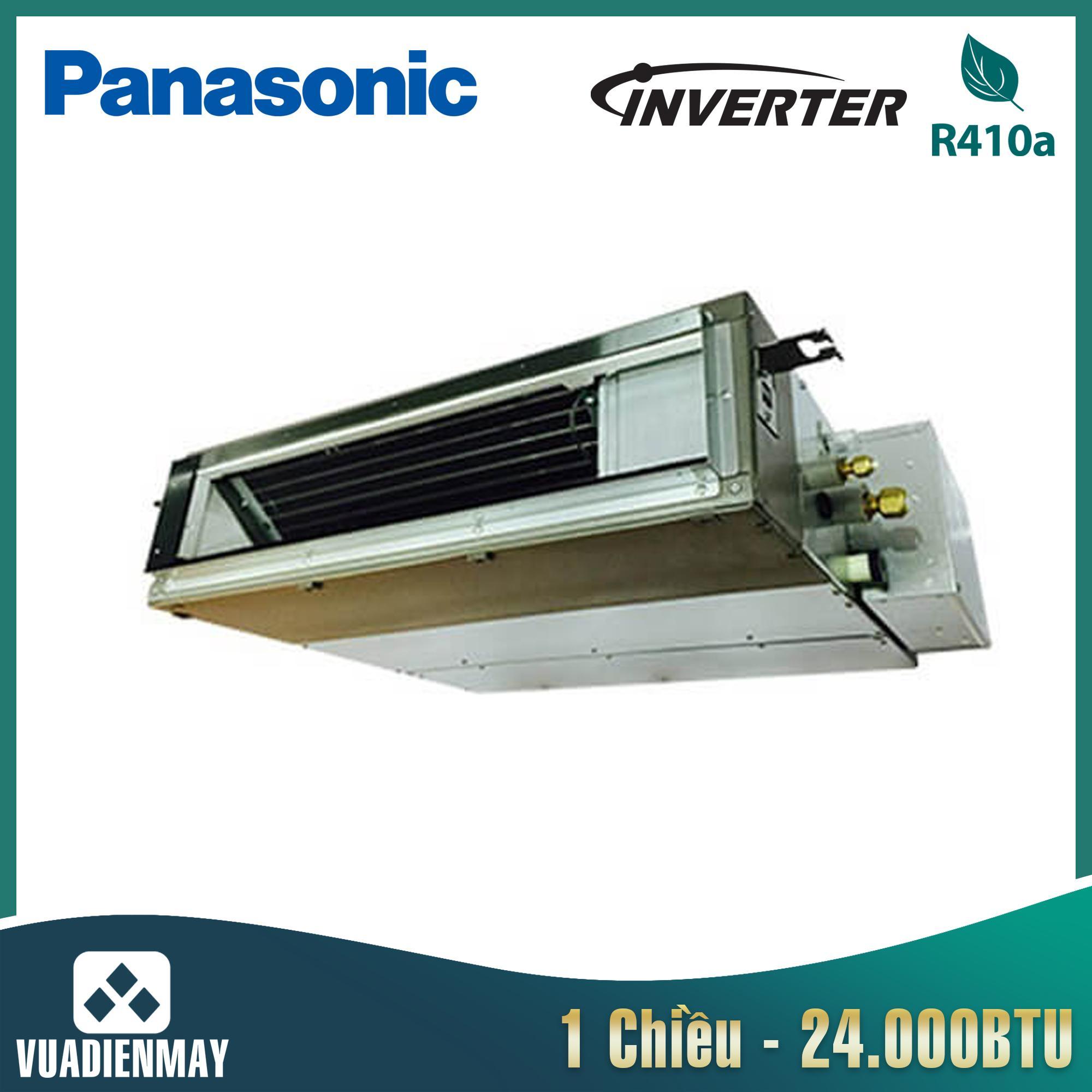Điều hòa multi Panasonic âm trần nối ống gió 24.000BTU 1 chiều