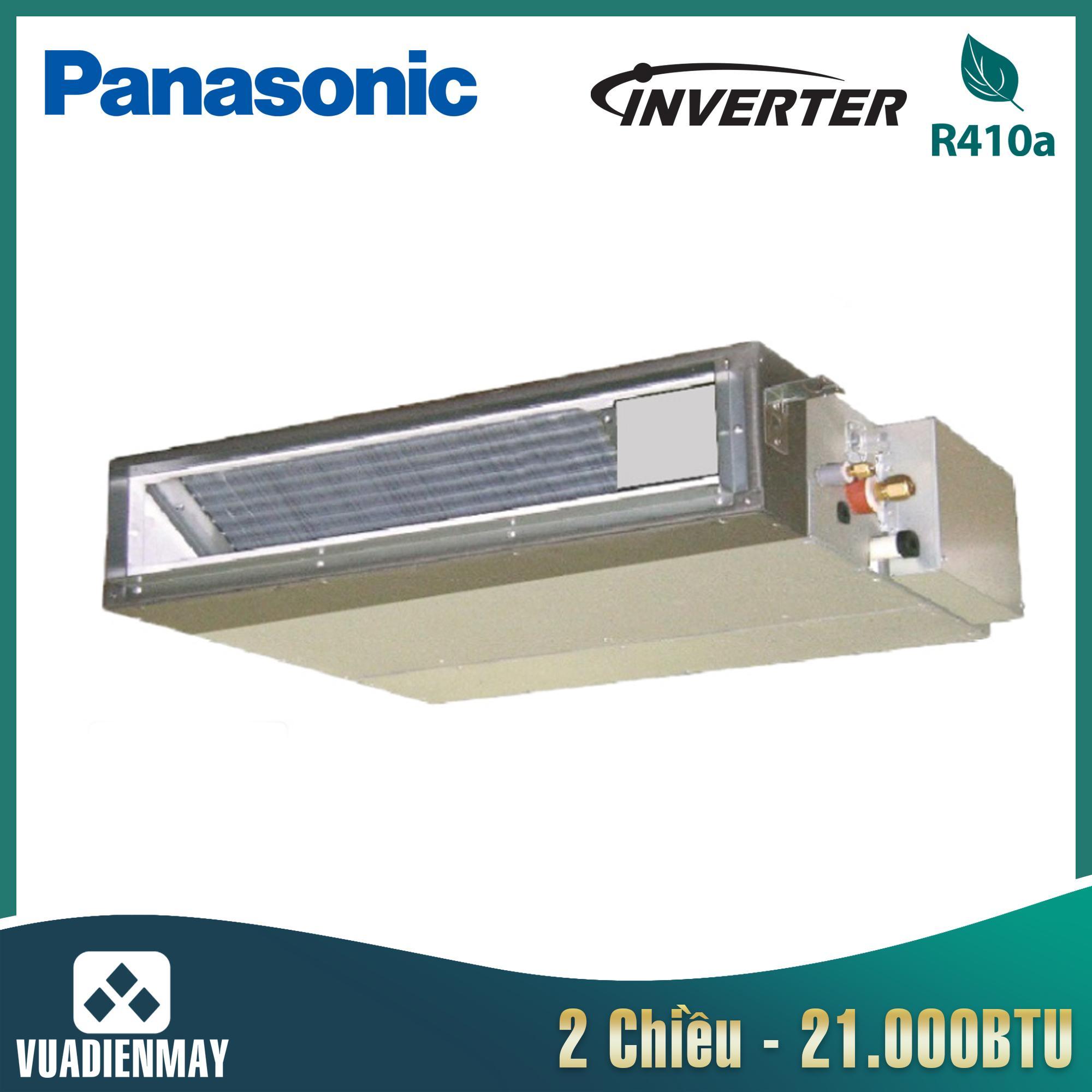 Điều hòa multi Panasonic âm trần nối ống gió 2 chiều 21000BTU