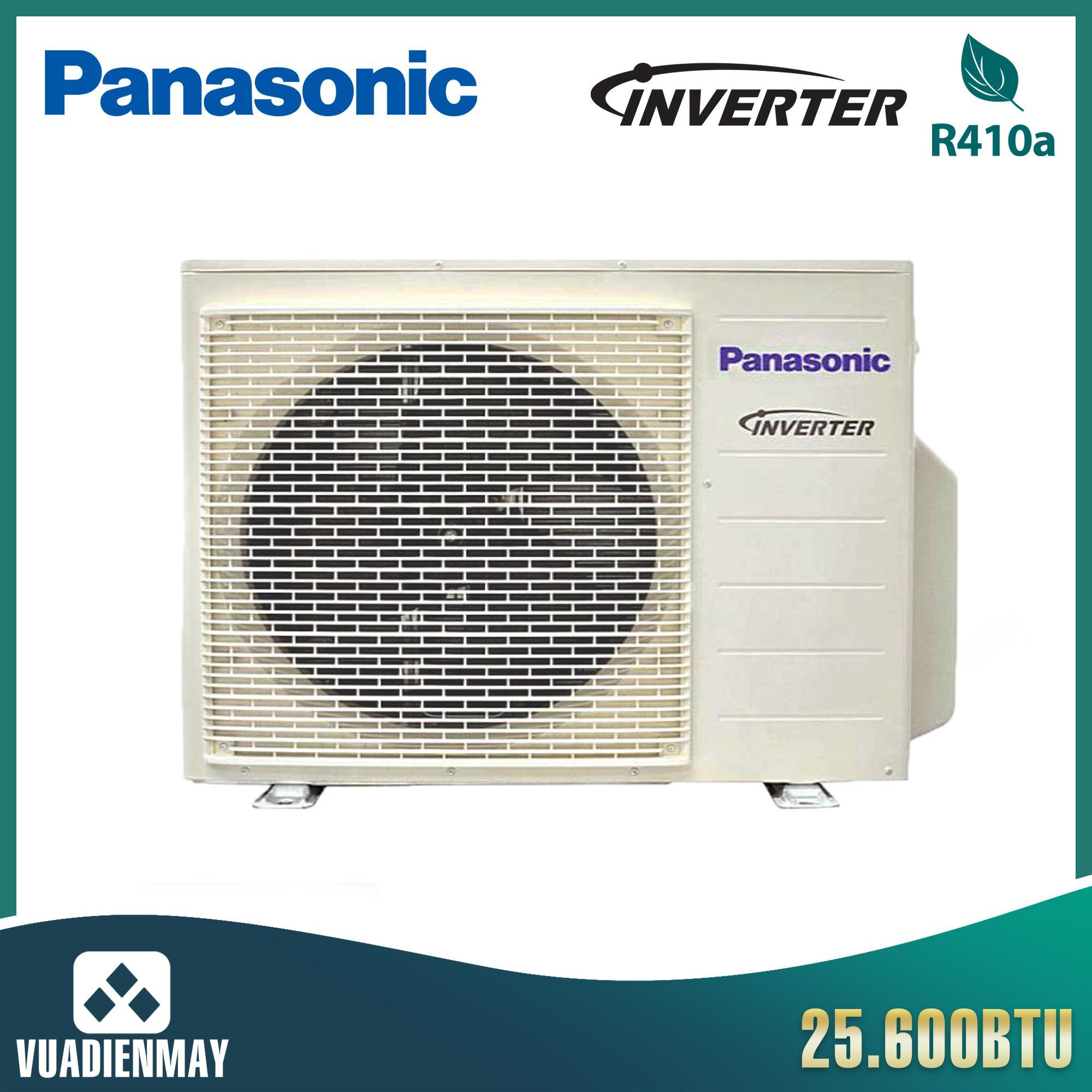 Dàn Nóng Điều hòa multi Panasonic 25.600BTU 4S