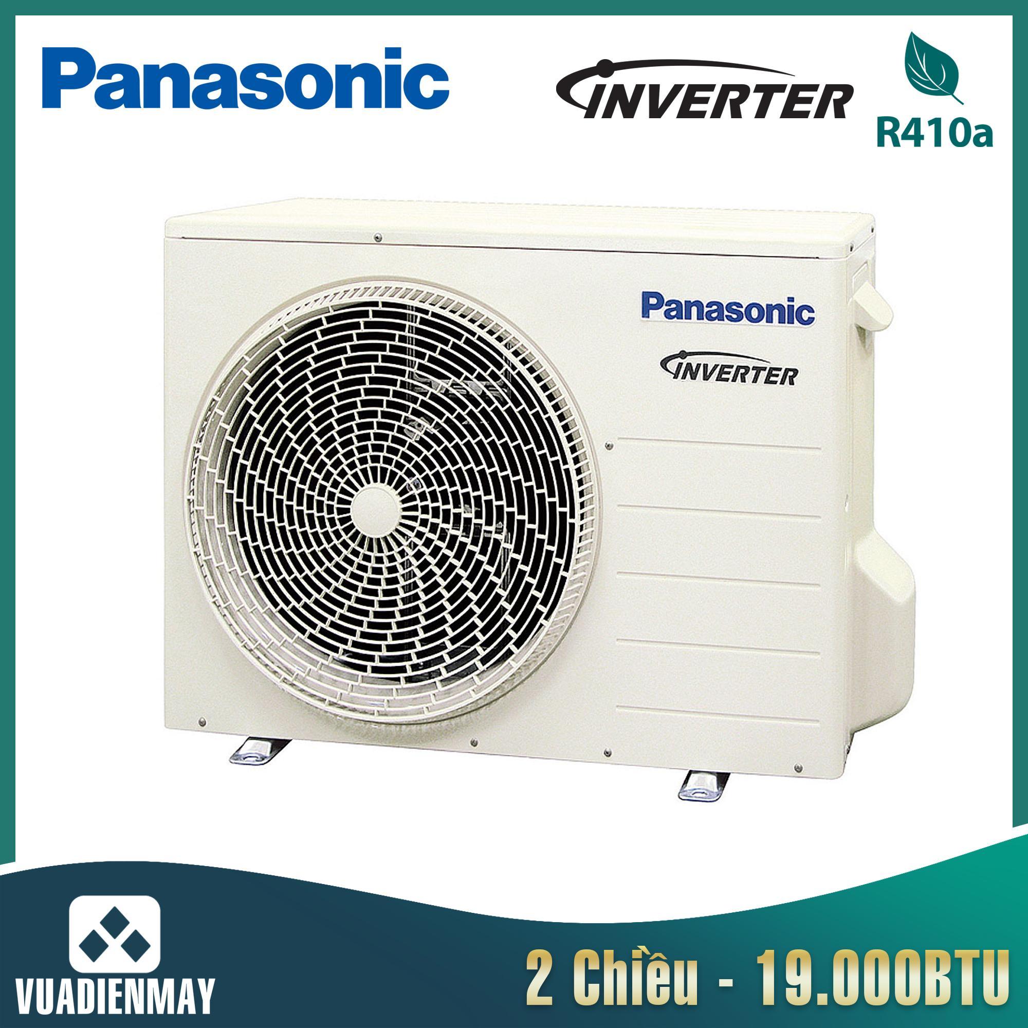 Dàn Nóng Điều hòa multi Panasonic 2 chiều 19000BTU