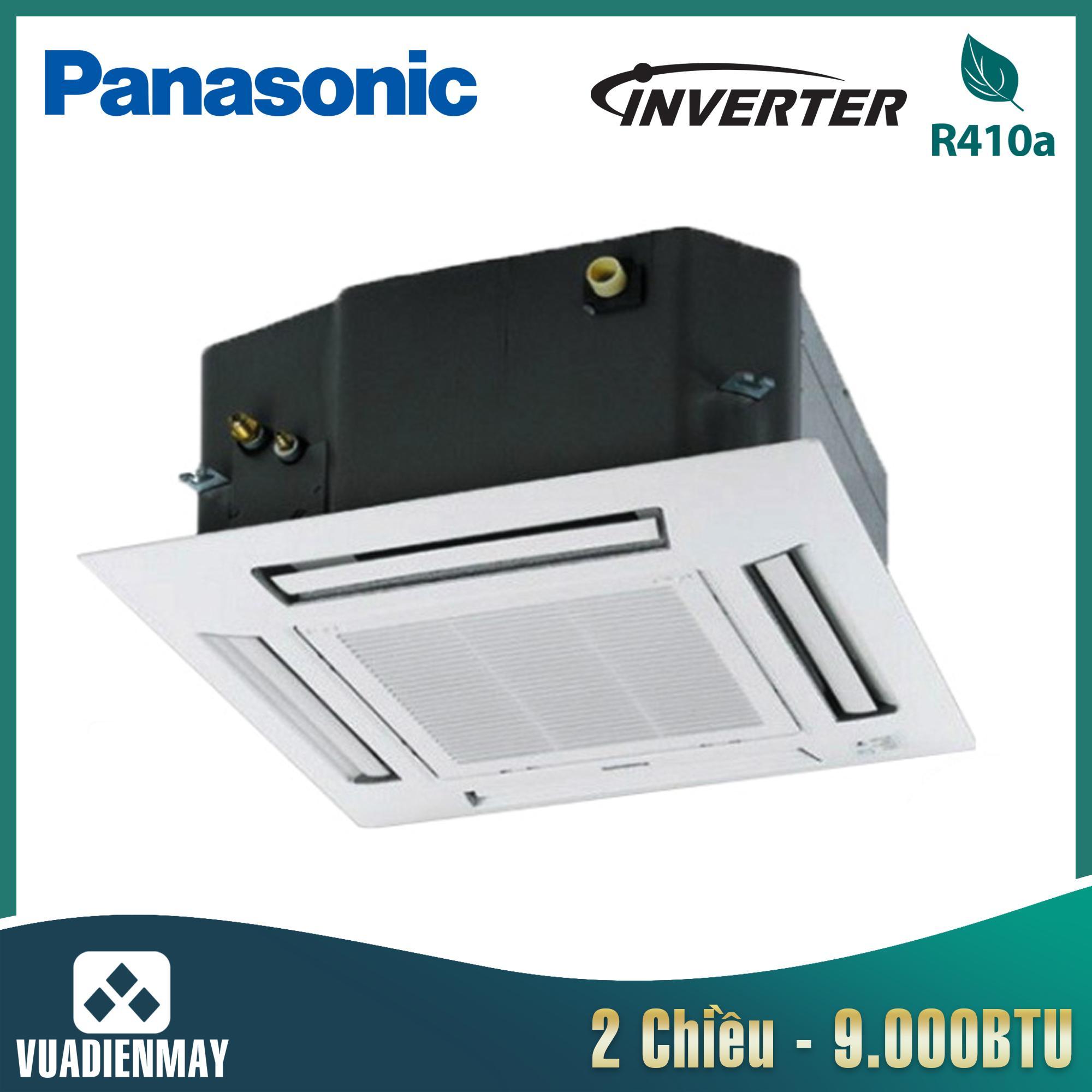 Điều hòa multi Panasonic âm trần 9000BTU 2 chiều