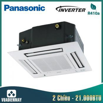 Điều hòa multi Panasonic âm trần 21000BTU 2 chiều