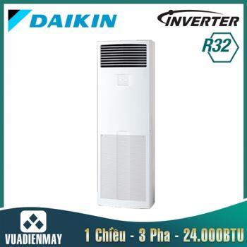 Điều hòa tủ đứng Daikin inverter 24.000BTU 3 Pha 1 chiều FVA71AMVM