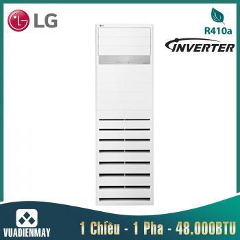 Điều hòa tủ đứng LG 48000BTU 1 chiều Inverter 1 pha