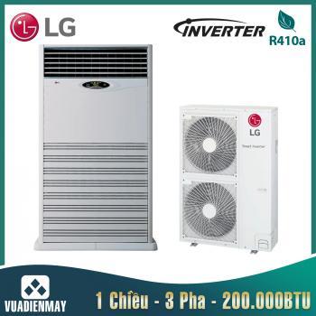 Điều hòa tủ đứng LG 200000BTU 1 chiều Inverter 3 pha
