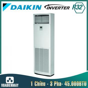 Điều hòa tủ đứng Daikin inverter 45.000BTU 3 Pha 1 chiều