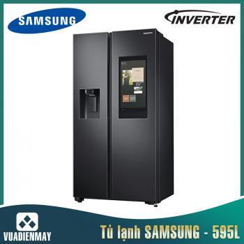 Tủ lạnh Samsung 595 lít 2 cửa Inverter