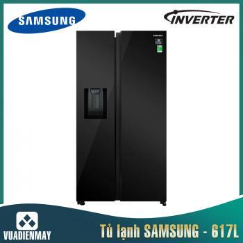 Tủ lạnh Samsung 617 lít Inverter