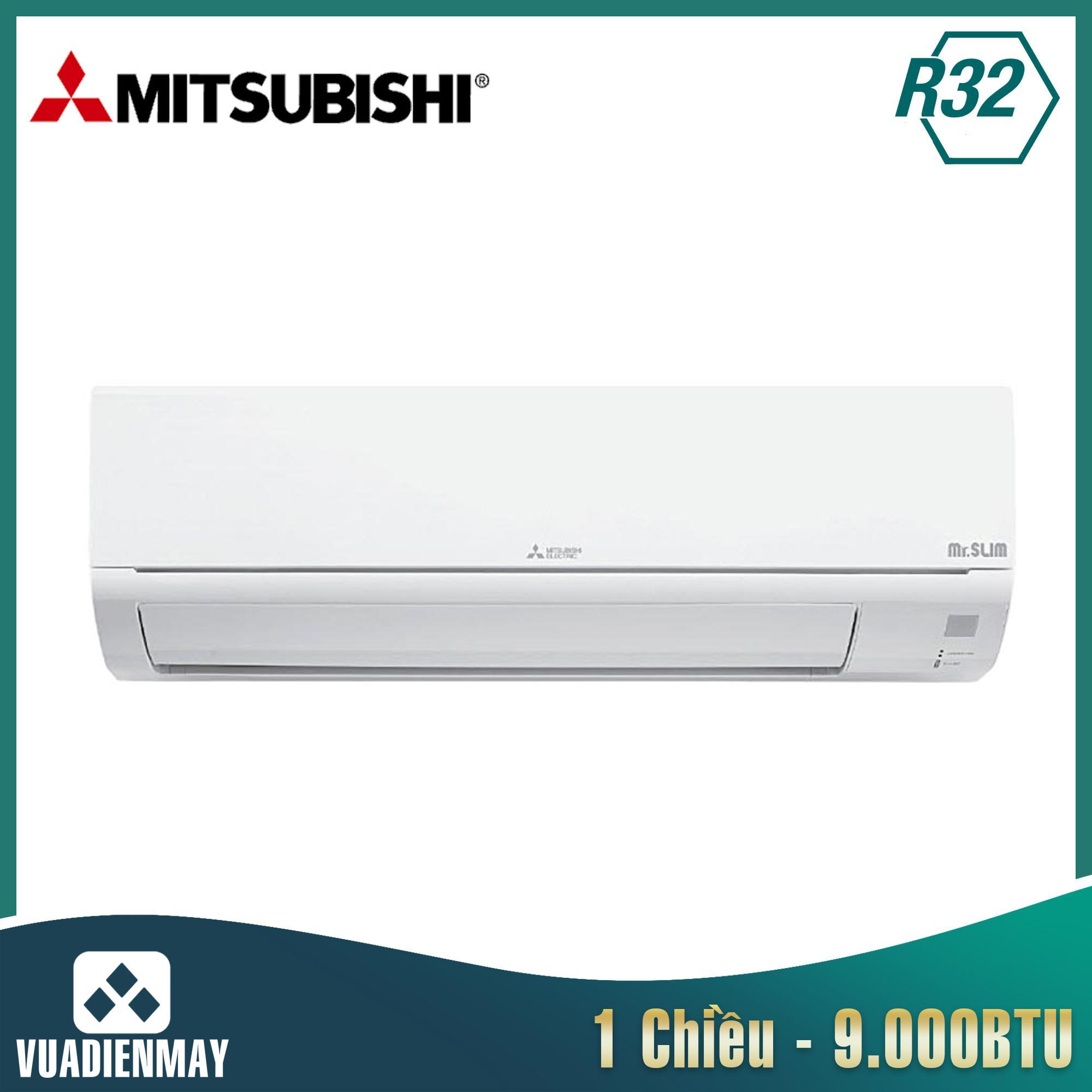 Điều hòa Mitsubishi electric 9000BTU 1 chiều