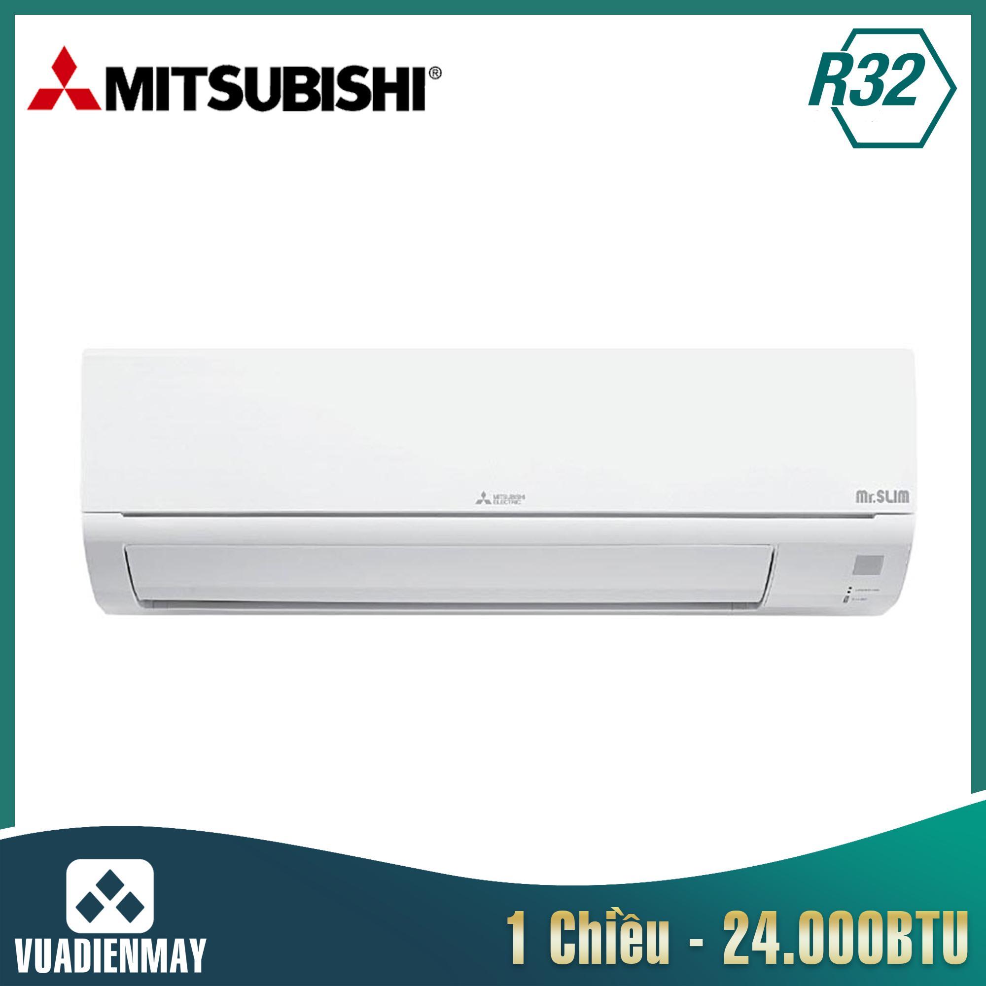 Điều hòa Mitsubishi electric 21000BTU 1 chiều