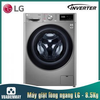 Máy giặt LG Inverter 8.5 kg lồng ngang