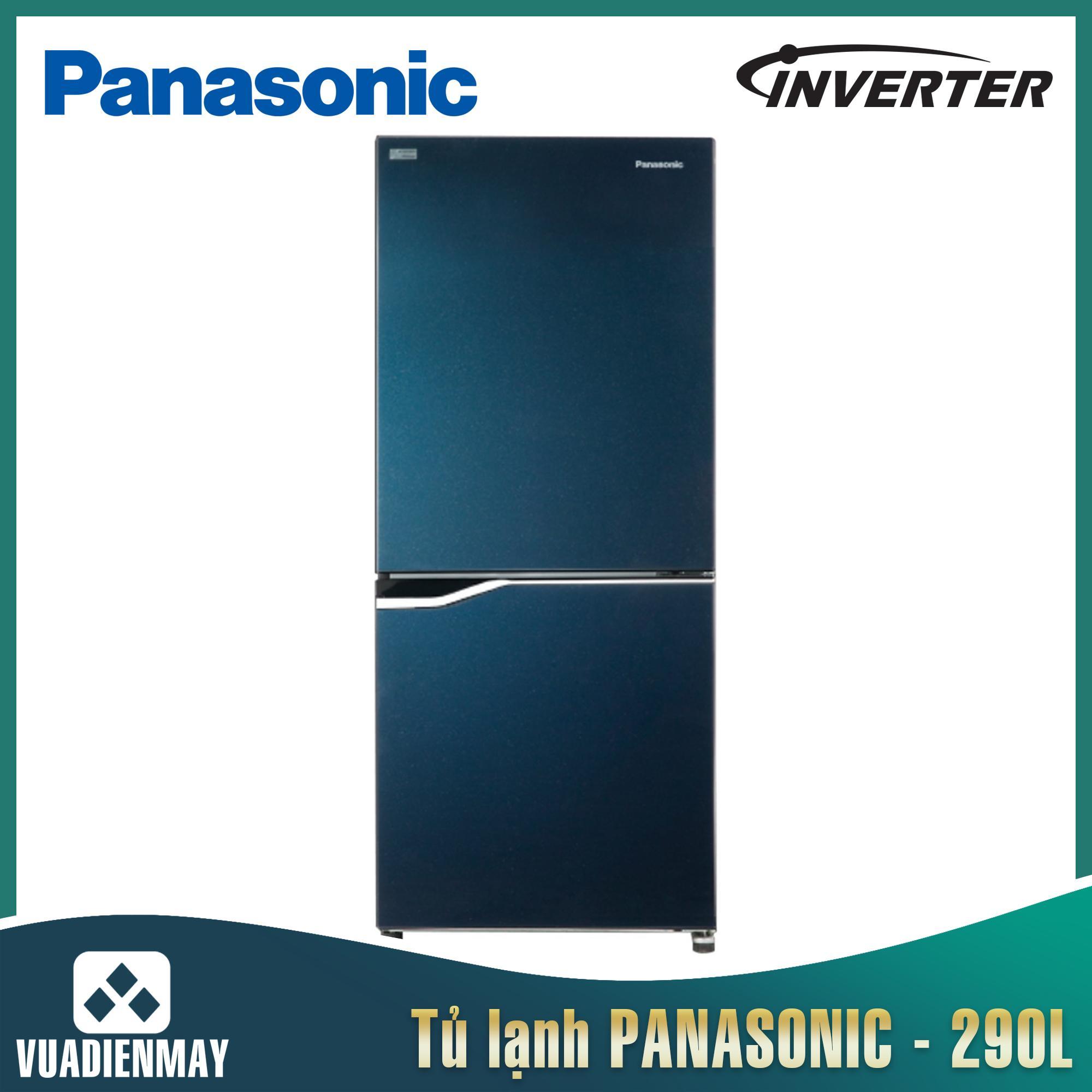 Tủ lạnh Panasonic 290 lít 2 cửa Inverter