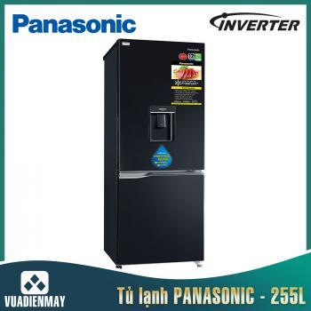 Tủ lạnh Panasonic 255 lít 2 cửa Inverter
