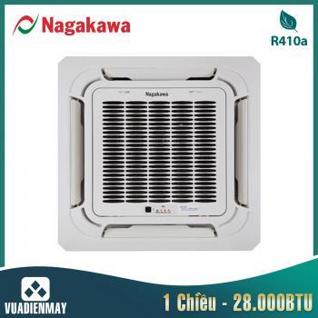 Điều hòa âm trần Nagakawa 28000BTU 1 chiều