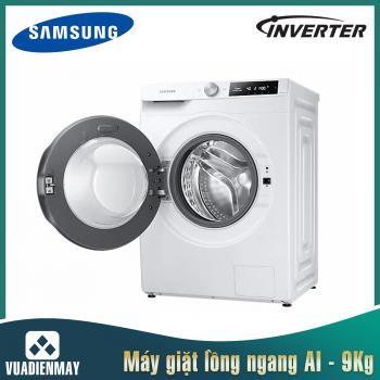 Máy giặt lồng ngang Samsung AI Inverter 9Kg