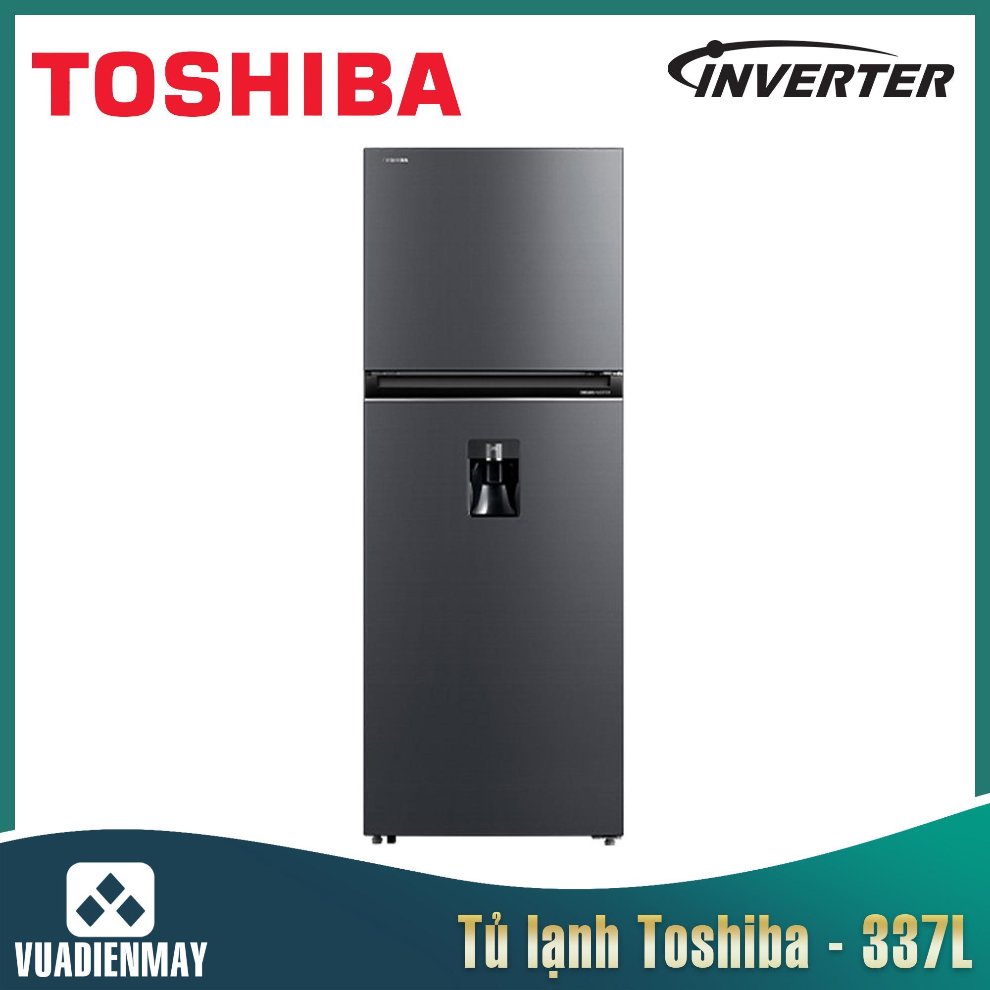Tủ lạnh Toshiba Inverter 337 lít
