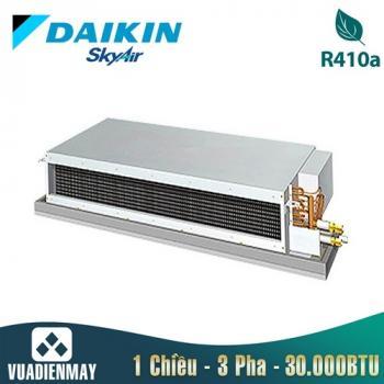 Điều hòa nối ống gió Daikin 30.000BTU  3 pha