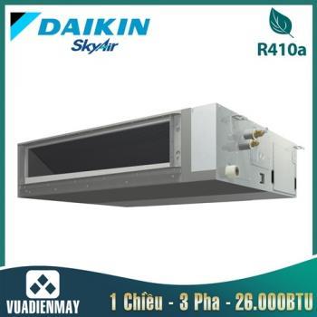 Điều hòa nối ống gió Daikin 1 chiều 26.000BTU