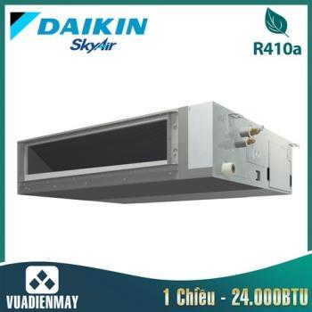 Điều hòa nối ống gió Daikin 1 chiều 24.000BTU