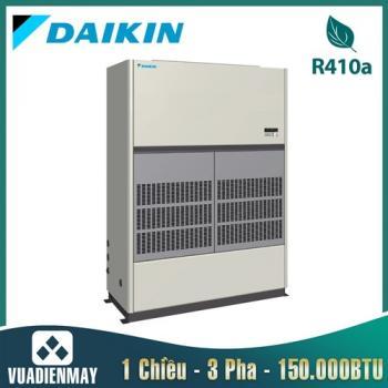 Điều hòa tủ đứng nối ống gió Daikin 1 chiều 150.000BTU