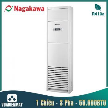 Điều hòa tủ đứng Nagakawa 50000BTU 3 pha 1 chiều